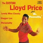 LLOYD PRICE - Exciting Lloyd Price/mr. Personality - CD - Import - *SEALED/NEW*