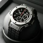 Hublot Big Bang 301.SX.130.RX Chronograph 44mm Stainless Steel Complete New