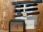 Orient 2nd Generation Bambino Classic Automatic Men's Watch and 4 Straps