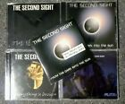 The Second Sight - 5 synthpop CD's from Germany
