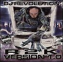 DJ REVOLUTION - R2k Version 1.0 - CD - **Mint Condition**