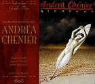F. CORELLI - Andrea Chenier - 2 CD - Import - **Excellent Condition**