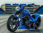 2016 Custom Built Motorcycles Chopper treet Fighter Model Harley Custom factory title NADA listed we finance