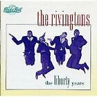 RIVINGTONS - Liberty Years - CD - **Excellent Condition** - RARE