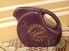 NEW FIESTA'S 50TH COLOR - MULBERRY 2018 - MINI DISK PITCHER