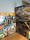LEGO NIB Sealed Lot 10210 Imperial Flagship 7946 70404 Kings Castle 21322 Pirate