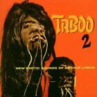 ARTHUR LYMAN - Taboo 2: New Exotic Sounds Of - CD - **Excellent Condition**