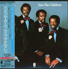 Intruders ‎– Save The Children Japan Mini-LP CD