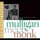 Mulligan Meets Monk (Riverside) by Gerry Mulligan/Thelonious Monk Sealed CD