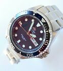 Orient Ray II Black Dial Stainless Steel Automatic Dive Watch (FAA02005D9)