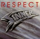 SINNER - Respect - CD - Import - **Excellent Condition** - RARE