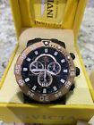 Pristine Limited Edition Invicta Seabase Swiss Made 14256 With Tags And Box