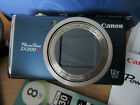 BLUE CANON POWERSHOT SX200 IS DIGITAL CAMERA-IN EXCELLENT CONDITION