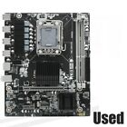 X58 motherboard LGA 1366 support DDR3 memory HDMI and xeon M ATX USED