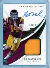 2018 Immaculate Collection Collegiate Football Cards 22