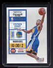 2010-11 Playoff Contenders Patches #8 Stephen Curry