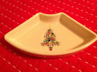NEW FIESTA IVORY 1 PIECE CHRISTMAS ENTERTAINMENT TRAY SECTION - 1st Quality