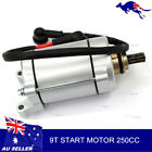9T start Starter Electric Motor zongshen 250cc fit ATV Quad Buggy Dirt Pit Bike