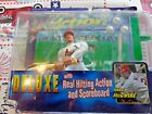 MARK McGWIRE (St.Louis) 1998 STARTING LINEUP PRO ACTION DELUXE W/ SCOREBOARD-MIB