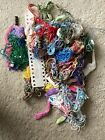 Lot 6-Strand Cotton Embroidery Cross Stitch Floss Mixed Colors Solid Friendship