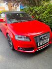 LARGER PHOTOS: AUDI A3 CONVERTIBLE S LINE 1.9 TDI