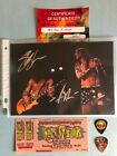 Axl Rose Among Rockers with Autographs in 2013 Topps Archives Baseball 7