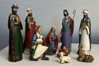 Vintage Homeview Design Nativity Set
