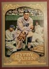 2012 Topps Gypsy Queen Variation Short Prints Checklist and Visual Guide 60