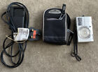 Nikon COOLPIX S570 12.0MP Digital Camera - Warm silver With Case And Charger