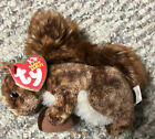 Ty Beanie Baby - NUTTY the Squirrel