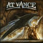 AT VANCE - Only Human - CD - Import - **BRAND NEW/STILL SEALED**