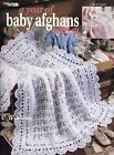 A Year of Baby Afghans Book 2 12 Cuddly Afghan Styles crochet patterns NEW rare