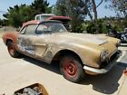 1962 Chevrolet Corvette 1962 Chevrolet Corvette FUEL INJECTION Barn Find Project VERY COMPLETE AND ORIG