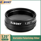 SVBONY 125inch Variable Polarizing Filters For Astronomic Telescope Eyepieces