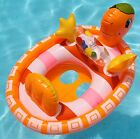 ZEE TOYS WET SET 1979 VINTAGE POOL FLOAT INFLATABLE TURTLE PIRATE KIDS TODDLERS