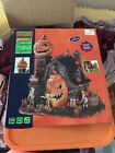 Lemax Halloween ~ The Mad Pumpkin Patch Lighted Village Building ~ Spooky Town