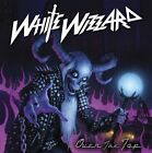 WHITE WIZZARD - Over Top - CD - **Excellent Condition** - RARE