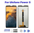 For Ulefone Power 5 LCD Display Touch Screen Digitizer Assembly Replacement SXQ1