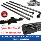 OEM Replacement For 2004 2014 Ford F150 Spare Tire Tool Kit With 2T Scissor Jack