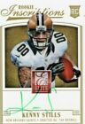 2013 Panini Elite Football Rookie Inscriptions Short Prints Guide and Gallery 54