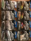 2013 Hot Wheels Fast and Furious Complete Set of 8