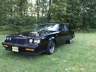 1986 Buick Grand National 1 of only 5,512 1986 Buick Grand National produced for 1986!