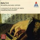 Harnoncourt/Concentus Musicus Wien - Bach J.S: Musical Offer (CD Used Very Good)