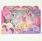 My Little Pony Princess Twilight Sparkle and Friends 10 Pack by Hasbro NEW!