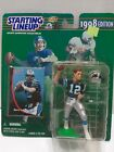 Starting Lineup Kerry Collins 1998 with 1 collectors card