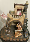Fontanini Roman Inc Blacksmith Nativity 12 The Real Deal Lights Up And Works
