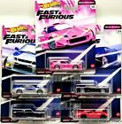 HOT WHEELS 2020 FAST  FURIOUS QUICK SHIFTERS SET OF 5 CAR CASE J IN STOCK