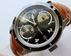 Montblanc Geosphere 1858 Dual Time GMT Minerva Swiss Made Automatic Watch
