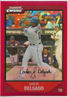 Carlos Delgado Cards, Rookie Card and Autographed Memorabilia Guide 14