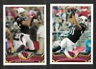 2013 Topps Football Variation Short Prints Guide 114
